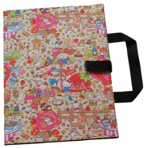 Bifold Communication Folder A4+ Hello Kitty from Ability World